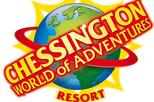 Chessington World of Adventures Resort Admission Ticket with Meal Deal