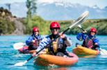Half day kayak experience on the mighty clutha river from wanaka in wanaka 413210