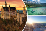 Day Tour of Beautiful Bavaria - Neuschwanstein Castle and Zugspitze