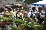 Hanoi Chau Long Market Tour with Lunch