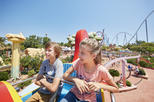 PortAventura Park from Barcelona by High Speed Train