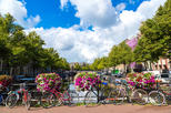 2-hour City Center Bike Tour in Amsterdam