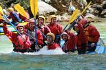 First class Rafting Stag party and catering on Soca river