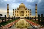 Full-Day Private Taj Mahal and Agra Tour from Delhi by Car with Entrance Tickets