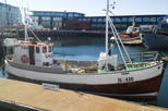 Small-Group Fishing Tour with Gourmet Lunch in Reykjavik