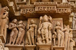 UNESCO's Eastern Temples at Khajuraho - A Walking Tour