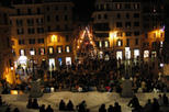 Panoramic Rome by Night Tour and Dinner in Trastevere, Rome, Dining Experiences