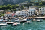 Rome to Capri Shuttle Bus & Independent Day Trip