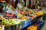 Small-Group Santiago Food and Market Experience