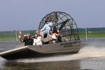 Florida Everglades Swamp Excursion and Airboat Ride