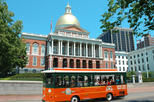 Boston Shore Excursion: Boston Hop-On Hop-Off Trolley Tour, Boston