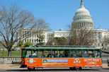 Washington DC Hop-on Hop-off Trolley Tour, Washington DC, Hop-on Hop-off Tours