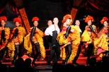 Paris Paradis Latin Dinner and Show, Paris,