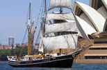 Sydney Harbour Tall Ship Barbeque Lunch Cruise, Sydney, Day Cruises