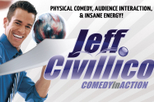 Jeff Civillico: Comedy in Action at The Quad