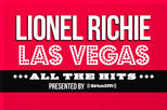 Lionel Richie at Planet Hollywood Hotel and Casino in Las Vegas