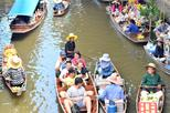 Asia - Thailand: Beyond Bangkok Market Adventure - Railway and Floating Markets Small Group Tour