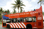 Miami Hop-On Hop-Off Tour with Optional Biscayne Bay Cruise