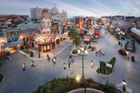 BOLLYWOOD PARKS™ Dubai Ticket at Dubai Parks and Resorts 1-Day 1-Park All You Can Eat and Drink
