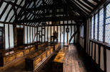 Shakespeare's Schoolroom and Guildhall Admission Ticket with Guided Tour