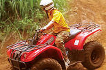 ATV Tour to Kauai Waterfalls, Kauai,