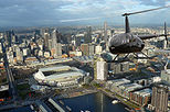 Melbourne Helicopter Tour: City Center and St Kilda Beach, Melbourne, Helicopter Tours