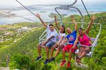 Soualiga Sky Explorer and Schooner Ride With Transfers From Pier