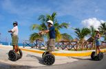 Cozumel Segway and Snorkel Adventure Tour