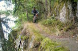 Advanced Mountain Bike Single Track Ride around Stockholm