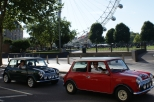 Private Tour: London Sightseeing Tour by Classic Mini Cooper