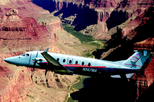 Deluxe Grand Canyon West Rim Airplane Tour with Optional Helicopter Tour, Las Vegas, Air Tours