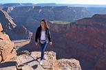 Grand Canyon West Rim Air and Ground Day Trip from Las Vegas with Optional Skywalk