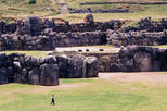 Archeological Park of Sacsayhuaman Half-Day Tour, Cusco,