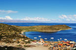 Lake Titicaca and Sun Island Catamaran Cruise from Puno