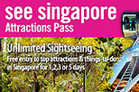 Singapore Attraction Pass