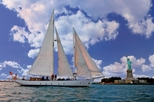 Classic Schooner Sailing Tour in New York City: Wine-Tasting, Craft Beer or Jazz Sail, New York ...
