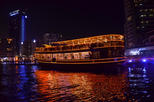 Dubai Marina Dhow Cruise with Transfers