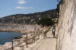 French Riviera Bike Tour from Nice