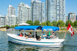 Canada - British Columbia: Electric Boat Tour of False Creek