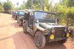 Private Tour: Beng Mealea Full Day by Army Jeep