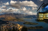 Queenstown – Skyline-Gondel und Restaurant