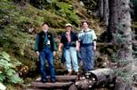 Skagway Shore Excursion: Chilkoot Trail Hike and Float Tour, Skagway,
