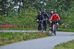 Biking Turnagain Arm and Wildlife Conservation Center tour