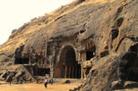 Private Tour: Kanheri Caves, Elephanta Caves or Karla and Bhaja Caves from Mumbai, Mumbai,