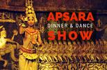 Apsara Show Dinner & Pubstreet - Night Market with tuk tuk transport