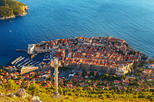 Europe - Croatia: Dubrovnik Super Saver: Mt Srd Cable Car Ride plus Old Town and City Walls Walking Tour