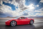 Lake Mead Exotic Car Experience