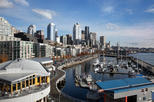 Seattle Shore Excursion: Pre-Cruise Sightseeing City Tour, Seattle,