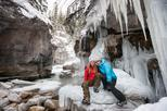 3-Hour Maligne Canyon Ice-walk from Jasper