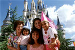 2-Day or 3-Day Disney World Tour from Miami, Miami, Multi-day Tours